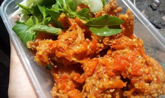 Usaha Ayam Crispy