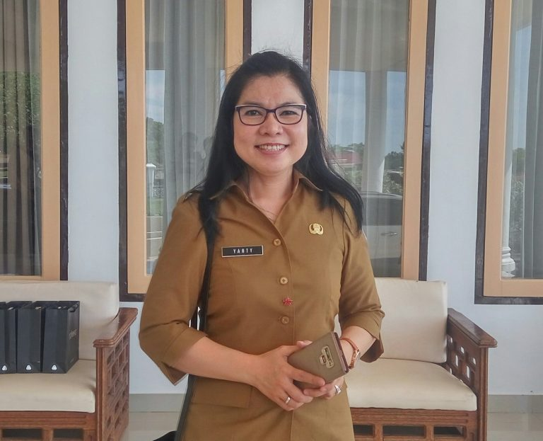 DPMPTSP Bolmong Akan Lakukan Pendampingan Konsultasi Ranperda IMB
