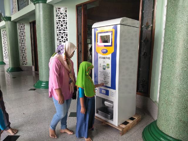 DKP Usulkan Penambahan Unit ATM Beras