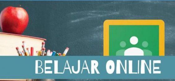 Tunjang Aktifitas Belajar Online