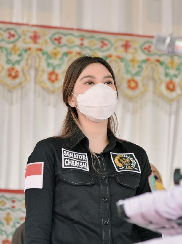Ketua DPD RI Kunjungi Bolmong, Cherish : Ini Nazar Saya Setelah Dilantik