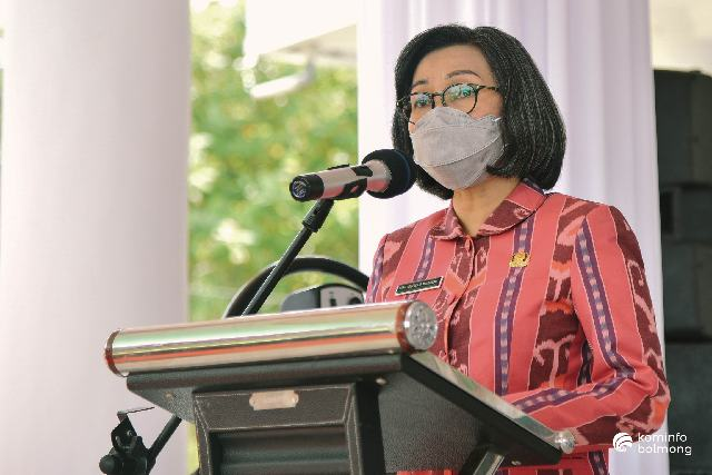 Yasti Nyatakan Kesiapan Divaksin Pertama di Bolmong