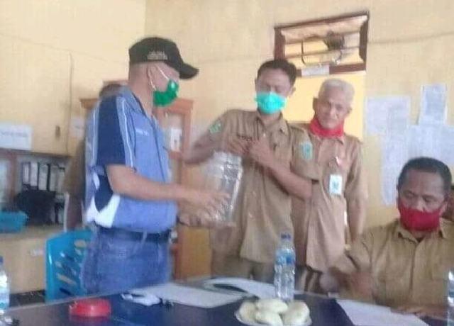 Mongkoinit FC Juara Open Tournament Bupati Bolmong Cup I