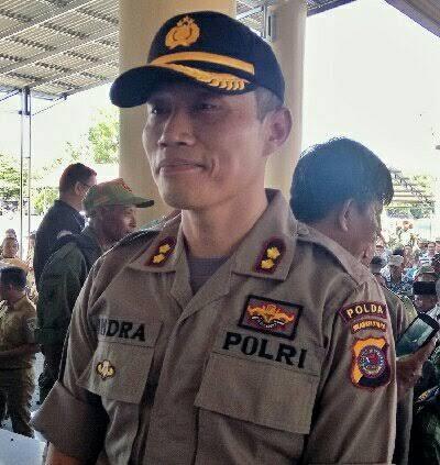 Kapolres Bolmong Imbau Masyarakat Tidak Tergoda Money Politic