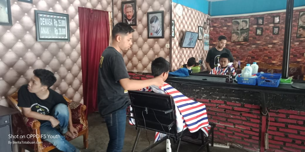Barbershop Sultan Biga