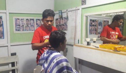 Buka Usaha Barbershop