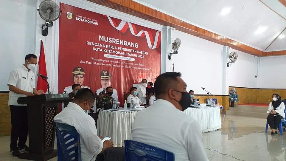 Musrenbang RKPD Kotamobagu