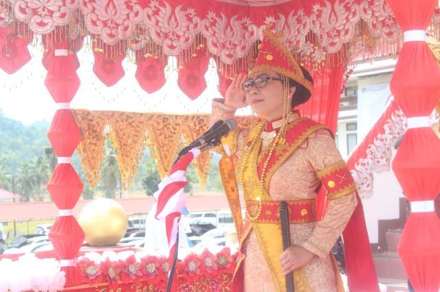 HUT Bolmong Ke-67, Yasti : Perkokoh Tekad dan Semangat Membangun Daerah