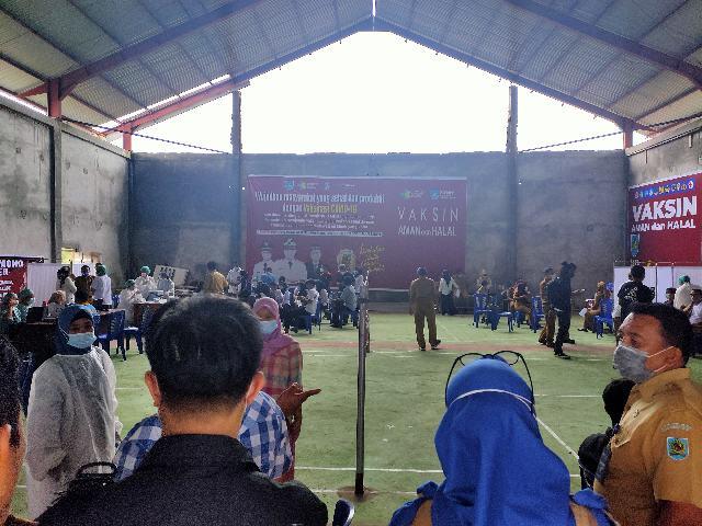 Dinkes Bolmong Yakinkan Vaksinasi Dosis Kedua Aman