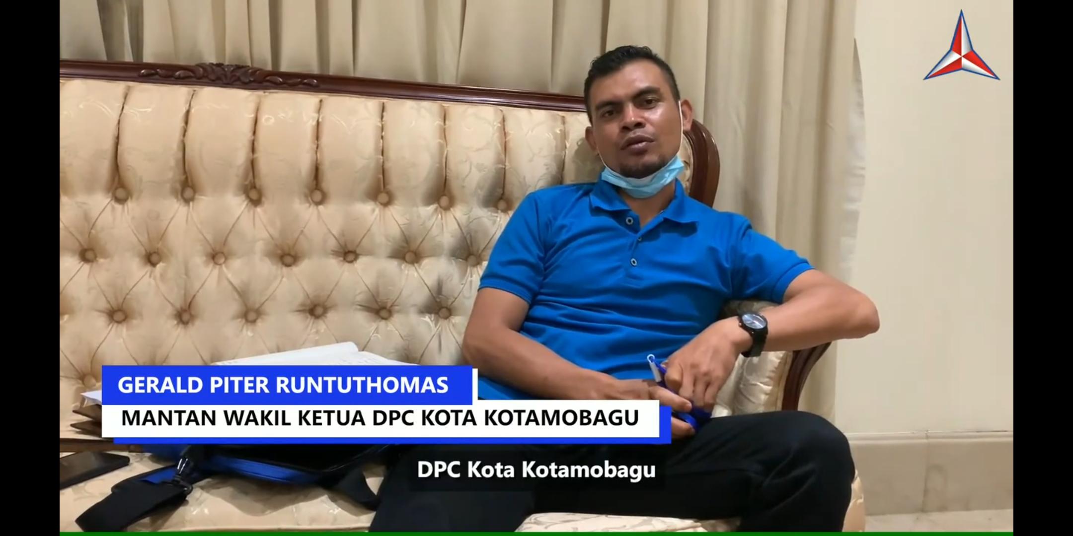 Pengakuan Mantan Wakil Ketua DPC