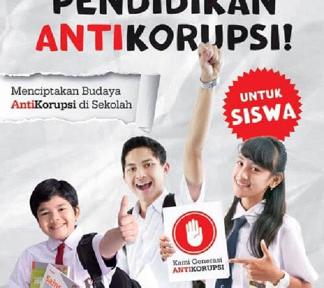 Siswa Akan Dibekali Pendidikan Anti Korupsi