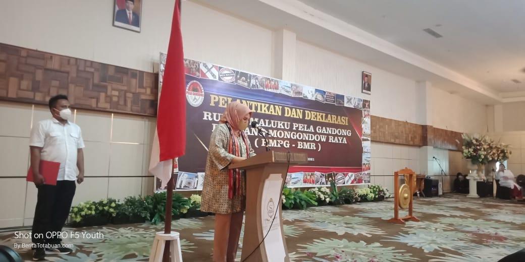 Deklarasi Rukun Maluku Pela Gandong