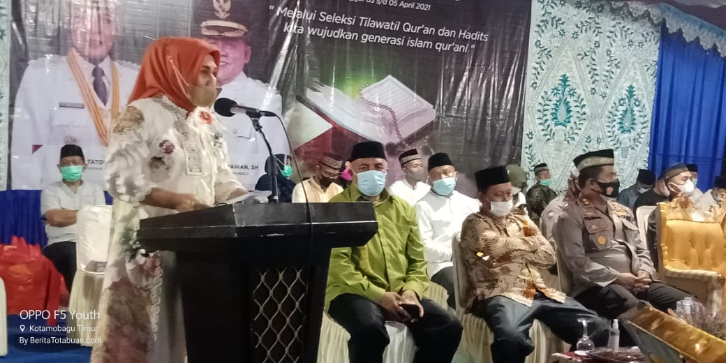 Bangun Generasi Qur'ani di Kotambagu