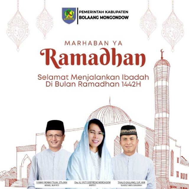Pelaksanaan Ibadah Ramadhan di Bolmong Diimbau Patuhi Protokol Kesehatan