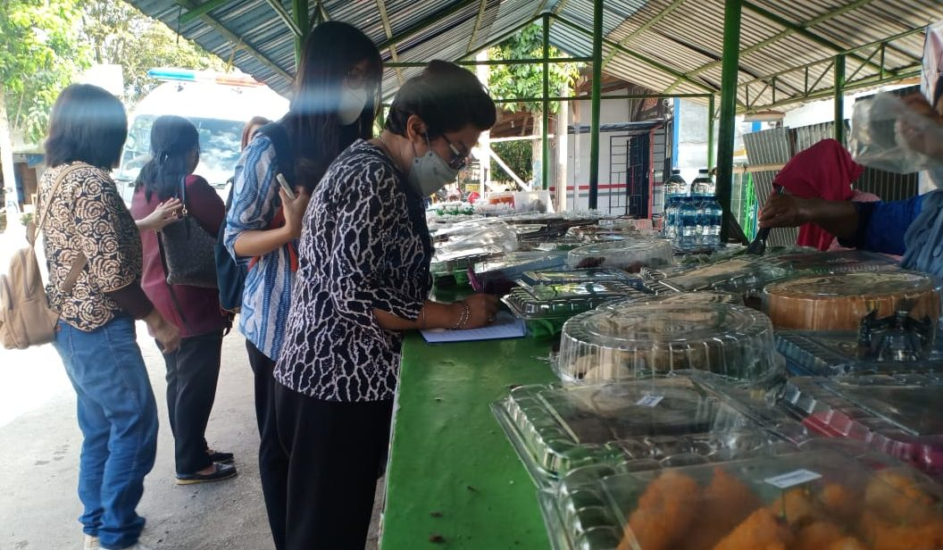 Pasar Ramadhan di Kotamobagu