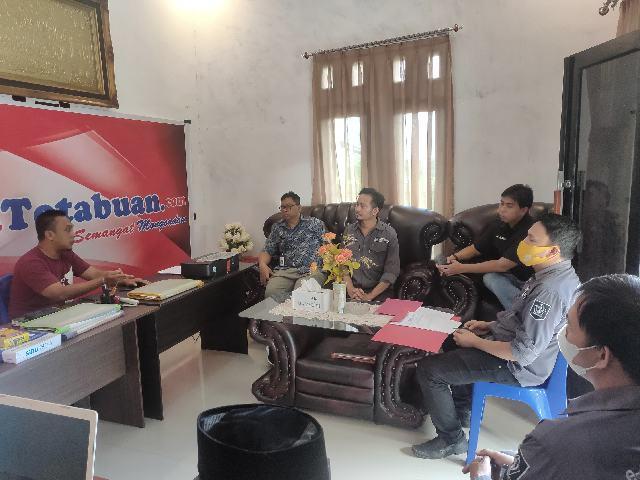 Diskominfo Bolmong Verifikasi Faktual Media Rekanan