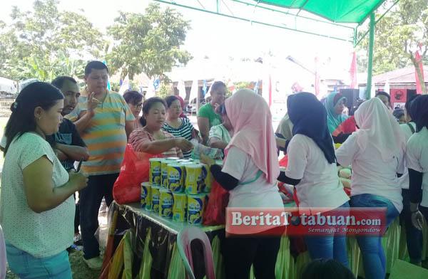 Pasar Murah Digelar di Tiga Kecamatan