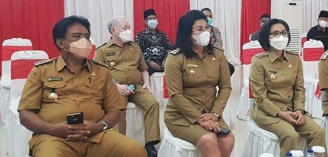 Yasti Ikuti Rakor Kepala Daerah Se-Indonesia