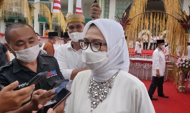 MRBM Diresmikan, Yasti : Selamat Kepada Kaum Muslim se-BMR
