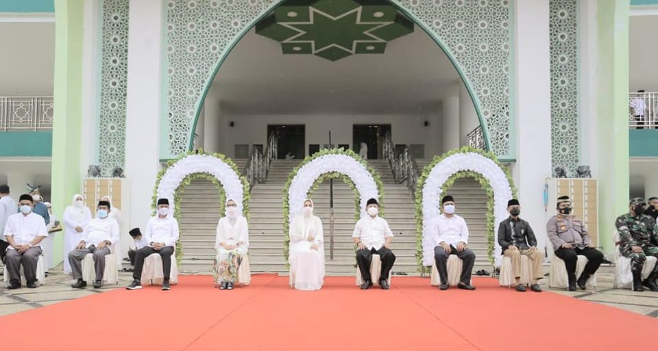 Masjid Agung Baitul Makmur Kotamobagu