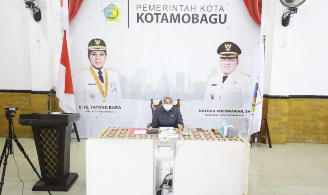 Realisasi PAD Kotamobagu