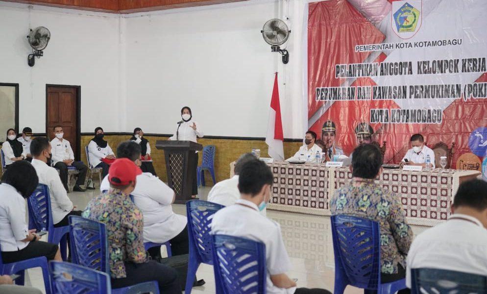 Tuntaskan 4 Agenda Pemerintahan