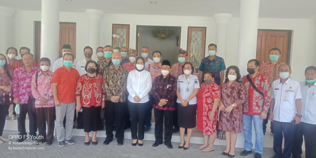 Pengurus BKSAUA Sulawesi Utara