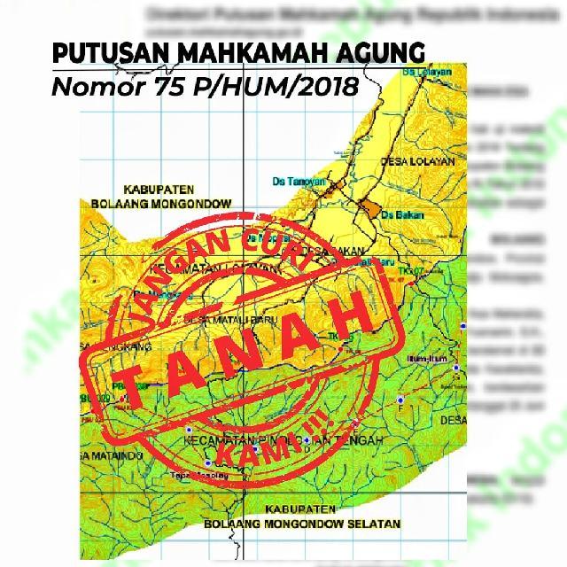 Ini Sikap Pemkab Bolmong Terkait Polemik Batas Wilayah Dengan Kabupaten Bolsel