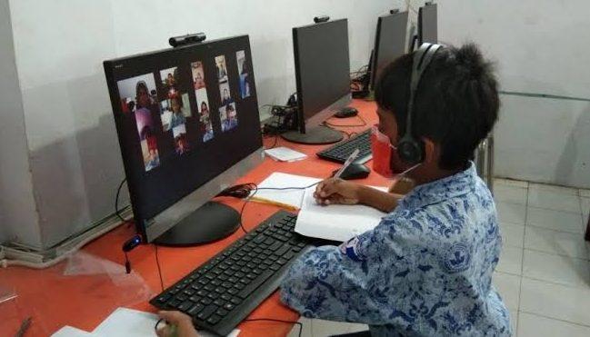 Pembelajaran Siswa di Kotamobagu