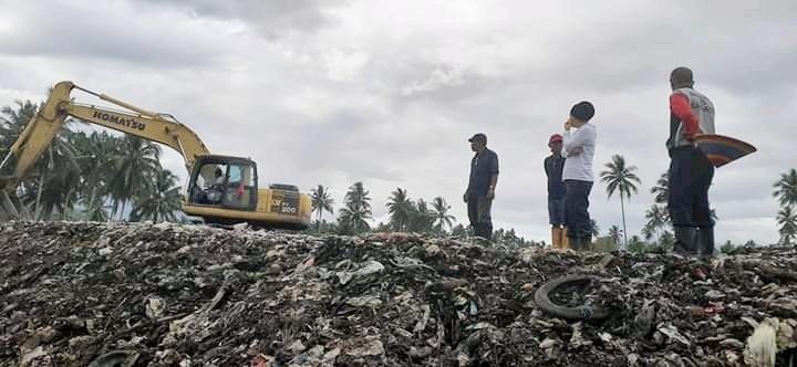 Pemkot Cari Lokasi TPA Baru di Kotamobagu