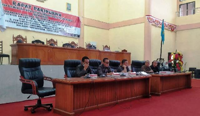 Komisi III DPRD Bolmong Gelar RDP Bersama Dua OPD