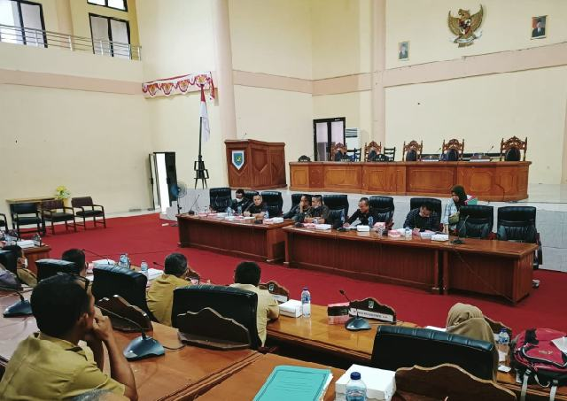 Komisi III DPRD Bolmong Gelar RDP Tindaklanjuti Laporan Terkait KUD Perintis