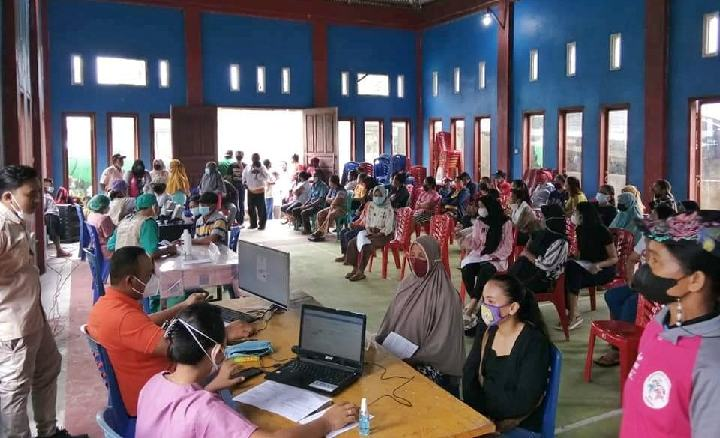 Upaya Tekan Angka COVID-19, Pemkab Bolmong Gelar Tes Rapid Antigen di 15 Kecamatan