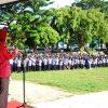 Walikota Pimpin Apel Kerja Perdana Tahun 2019
