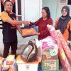 BPBD Salurkan Bantun Untuk Warga Terdampak Bencana Air Pasang di Maelang