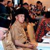 Bupati Iskandar Kamaru Hadiri RUPS Bank SulutGo