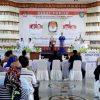 KPUD Bolmong Sukses Gelar Debat Pasangan Calon Pilkada Tahap Akhir