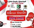 Lusa, KAHMI dan PWI Kotamobagu Lakukan Aksi Donor Darah di Café Korot
