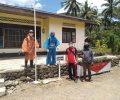 Pemkab Bolmong Lakukan Penyemprotan Disinfektan di Seluruh Fasilitas Publik