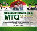 Tiga Kategori Dilombakan Dalam MTQ ke – 28 Tingkat Kabupaten Bolmong