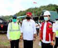 Dampingi Menteri PUPR, Herson Mayulu Terus Perjuangkan Infrastruktur di Sulut