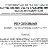 Pendaftaran CPNS di Kotamobagu Diperpanjang