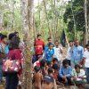 Gelar Musyawarah, Pemuda Etnis Nusantara Susuri Suku Anak Dalam