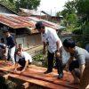 Dinas PUPR Sediakan JEMBATAN DARURAT Untuk Warga Kampung Baru