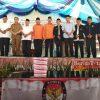 KPU Bolmut Sukses Gelar DEBAT KANDIDAT Putaran Pertama