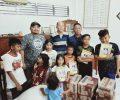 Gelar Halal bi Halal, PWI Berbagi Kasih Bersama Anak Yatim