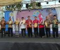 Tahlis Hadiri Pembukaan Fesbudaton ke XV di Dumoga Tengah