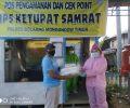 Giliran Seragam APD Yang Disebar Relawan SB di Kabupaten Boltim