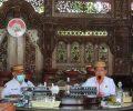 Bahas Prokes Wilayah Perbatasan, Bupati Iskandar Temui Gubernur Gorontalo