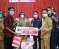 Giliran Kecamatan di Pesisir Terima Penyaluran Bantuan Sosial Tahap III